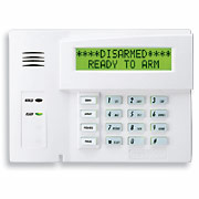 honeywell custom alpha hardwired keypad