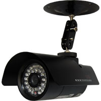 ADT Bullet Black Infared Camera