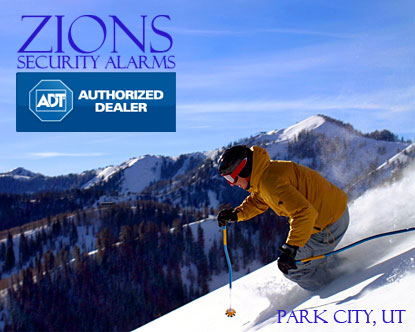 adt home security park city