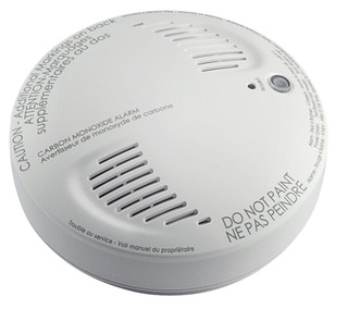 dsc wireless carbon monoxide detector