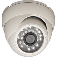 ADT Infrared Dome Camera