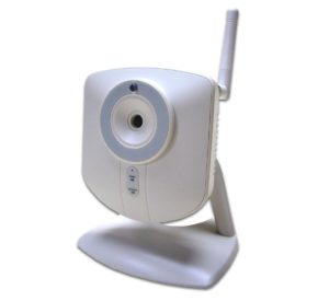ADT Pulse Wireless Indoor Camera RC8021