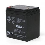 Back Up Battery for Hardwired Security System 12V 4 Amp Hour