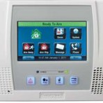Honeywell Lynx Touch 5000 ADT Touchscreen Self Contained
