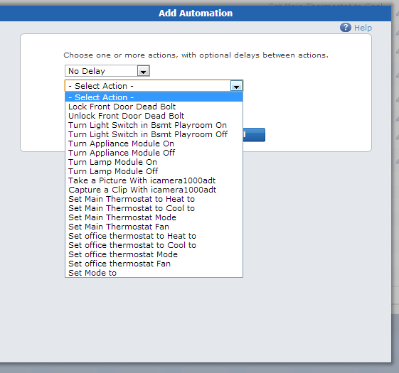 adt pulse automations