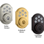 ADT Pulse Kwikset Smartcode Deadbolt Model 99100