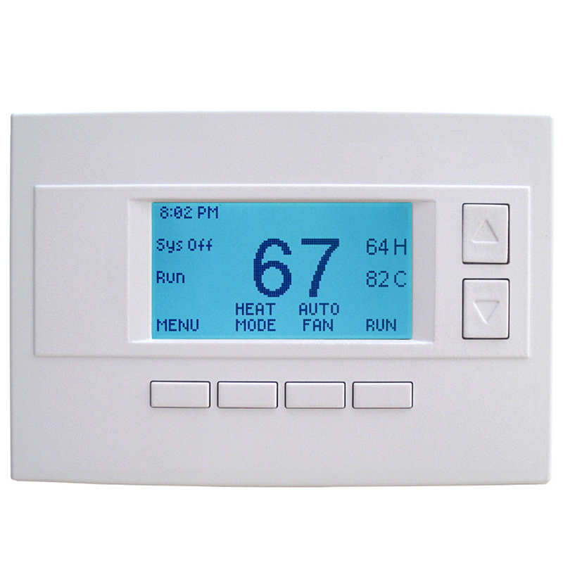 Adt Pulse Z Wave Wired And Battery Powered Rcs Thermostat