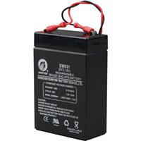 Replacement Backup Battery for 7845GSM or GSMV Cell Radio 6V 3.1Ah