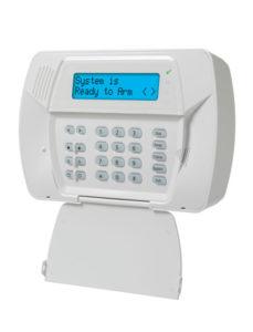 DSC Impassa ADT Keypad Panel and ADT Cell Radio
