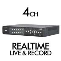 4 ch DVR