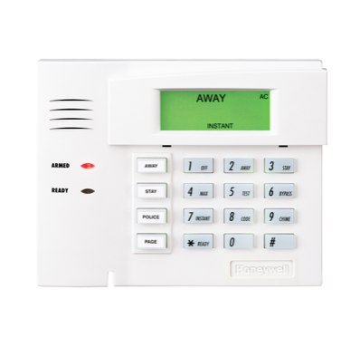 Safewatch Pro 3000 Basic Keypad