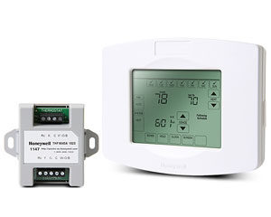 honeywell zwave thermostat