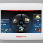 Honeywell Tuxedo Touch Keypad with WIFI