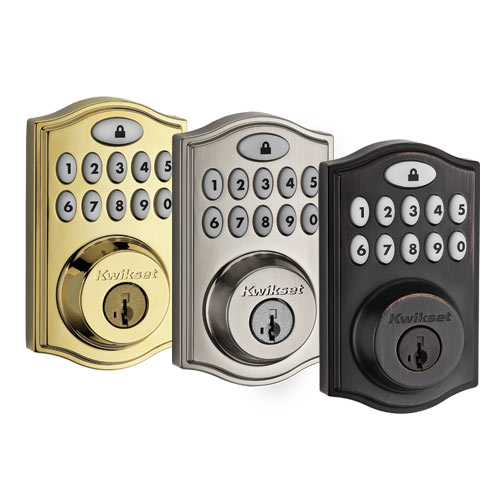 Adt Pulse Deadbolt Model 99140 Made By Kwikset 11 Button 249