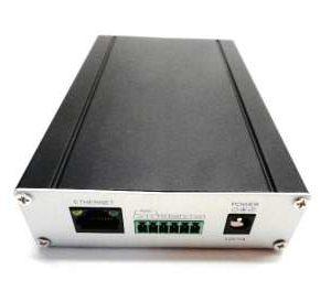 ADT Pulse NV412A Wired IP Video Server Analog Encoder