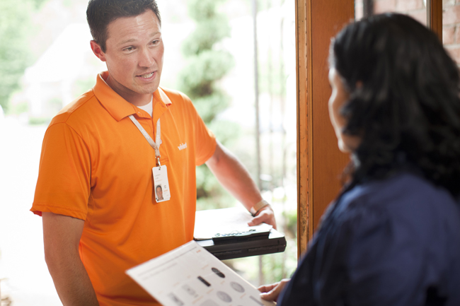 Vivint Alarm System >> Are you prepared for the pushy door to door sales people ...