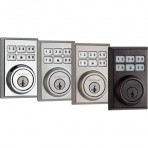 ADT Pulse Contemporary Deadbolt 910 made by Kwikset