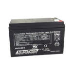 Back Up Battery for Hardwired Security System 12V 7 Amp Hour