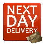 Expedited 1 day shipping overnight next business day