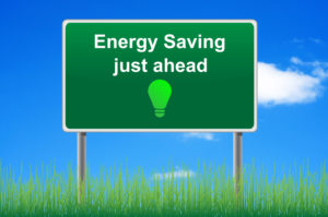 energy savings ahead