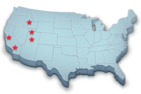 Zions Security Alarms Locations