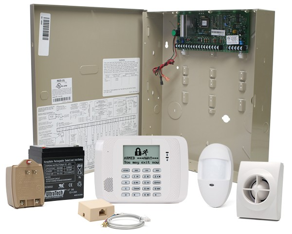 Hardwired Home Alarm Systems