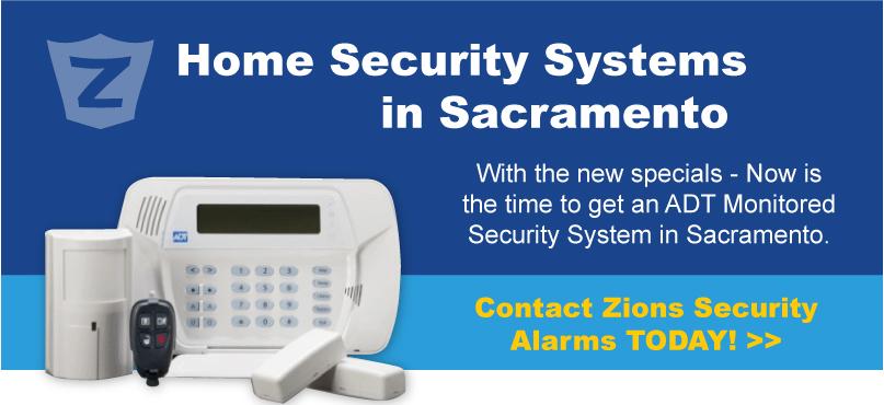 Home security systems Sacramento