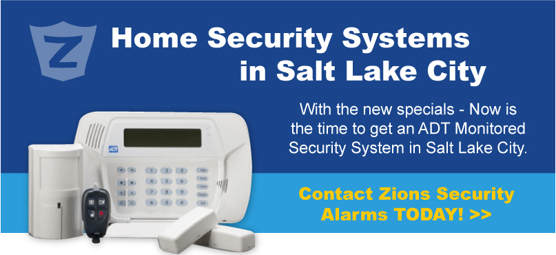Home security salt lake city