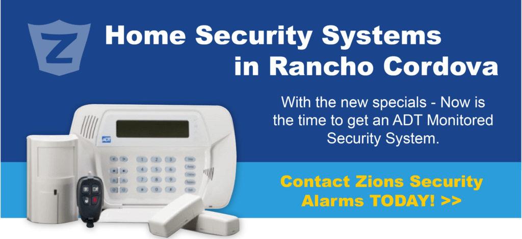 ADT Rancho Cordova CA