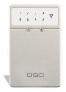 dsc led5511 keypad