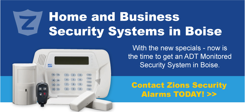 ADT Boise - 208-242-3834 - ADT Home Security Boise ID - ADT