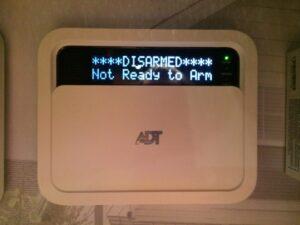 adt total security keypad