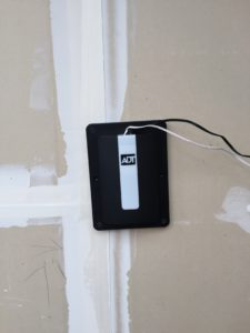adt pulse linear garage door controller