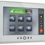 DSC Powerseries Touchscreen Keypad