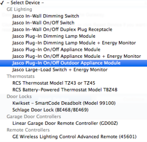 jasco plug-in On/Off Lamp Module 45602WB