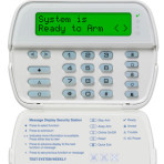 DSC Powerseries Full Message Keypad with RF Receiver