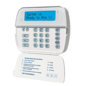 DSC Wireless Keypad WT5500