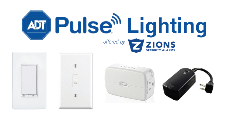 ADT Pulse Lighting Options