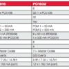 DSC Control Panels Comparison