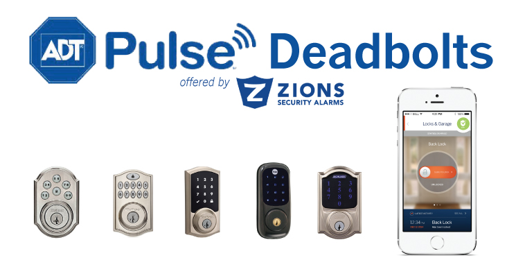 ADT Pulse Deadbolt Options