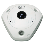 3MP Fisheye IP Camera
