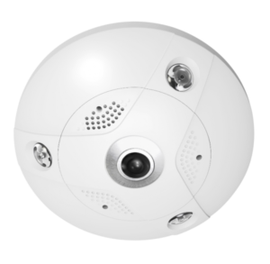 6MP Fisheye IP Camera