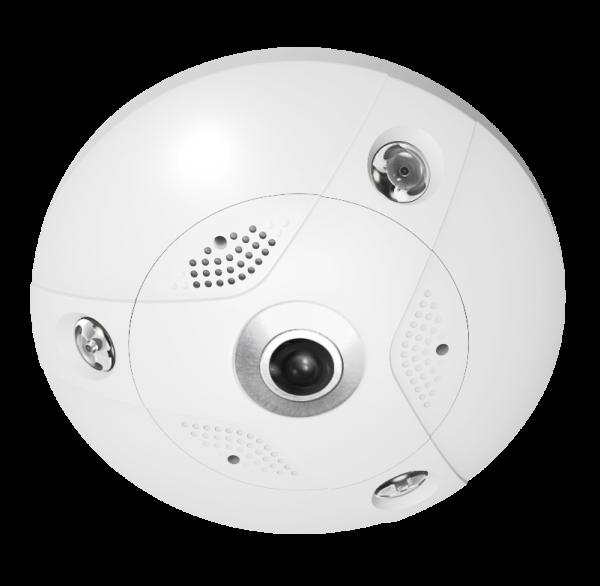 6MP Fisheye IP Camera