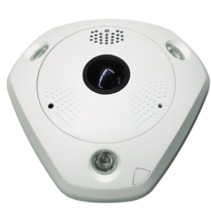 3MP Fisheye IP Camera