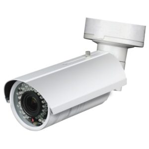 3MP IP Bullet Camera Motorized Lens