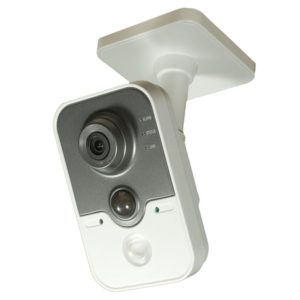 Wireless 3MP IP Camera with IR LED