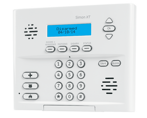 GE Interlogix Simon XT Control Panel Keypad