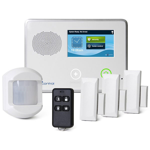 2gig Go Control Kit: should i get a security system