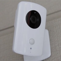 Indoor WiFi 720P Camera with Night Vision