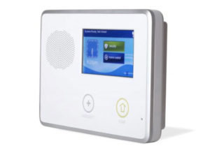 2GIG Go Control Security Touchscreen with Automation